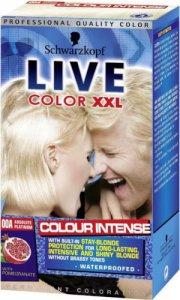 Schwarzkopf Live Colour XXL Absolute Platinum 00A
