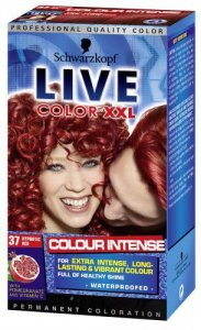 Schwartzkopf Live Colour XXL Hypnotic Red 37