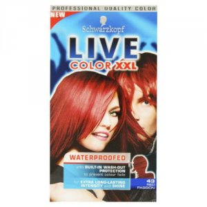 Live Color Xxl Permanent Hair Colourant Red Passion 43