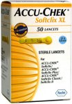 Accu Chek Softclix XL Lancets Pack of 50
