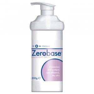 Zerobase Emollient Cream 500g