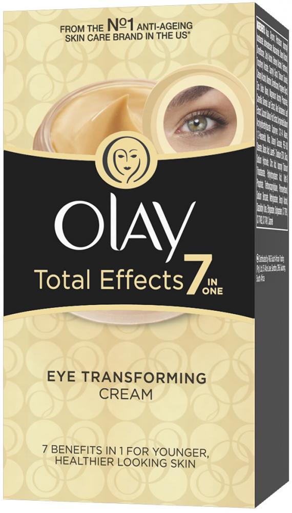 Olay Total Effects Eye Transforming Cream 15ml