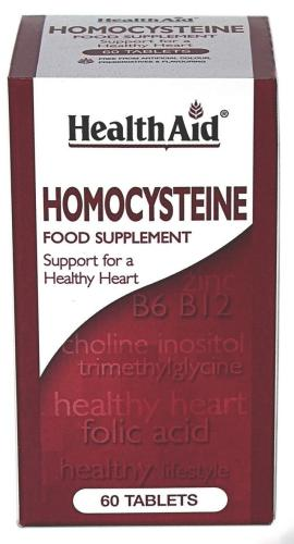 HealthAid Homocystiene Tablets Pack of 60