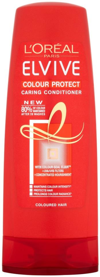 L'Oreal Elvive Colour Protect Caring Conditioner 250ml