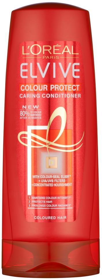 L'Oreal Elvive Colour Protect Caring Conditioner 400ml
