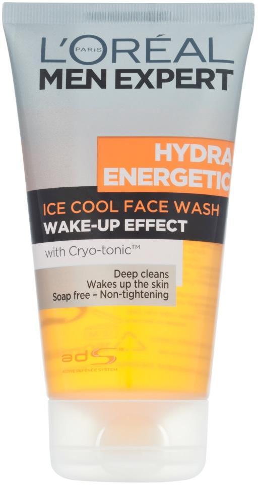 L'Oreal Men Expert Hydra Energetic Wash 150ml