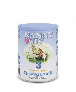 NannyCare Growing Up Milk (Stage 3) 400g