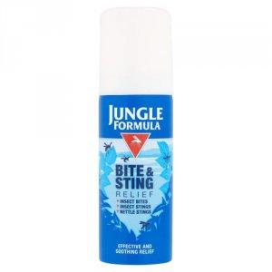 Jungle Formula Bite & Sting Relief Spray 50ml