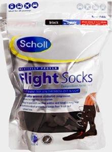 Scholl Flight socks Class I size 6.5-9