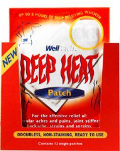 Deep Heat Pain Relief Patch
