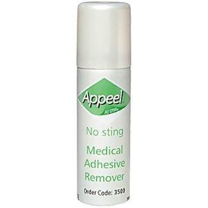 Appeel No Sting Medical Adhesive Remover 50ml