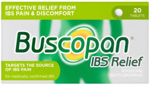Buscopan IBS Relief 10mg Tablets Pack of 20
