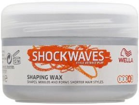 Wella Shockwaves Indie Shaping Wax 75ml