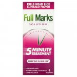 Full Marks Solution With Comb 200ml