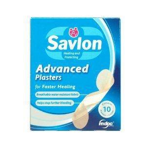Savlon Advanced Plasters Pack of 10