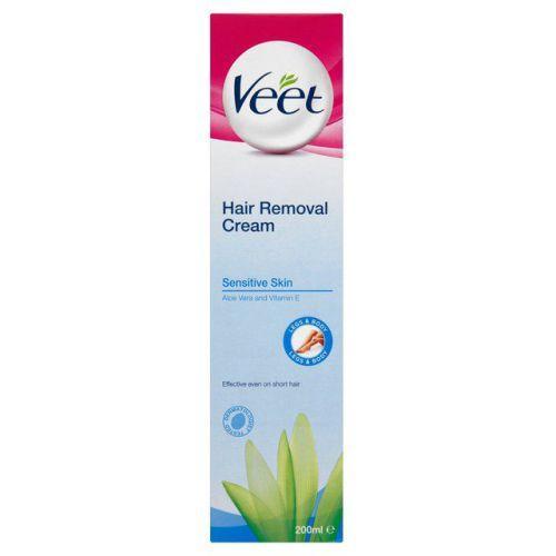 Veet Hair Removal Cream for Sensitive Skin 200ml