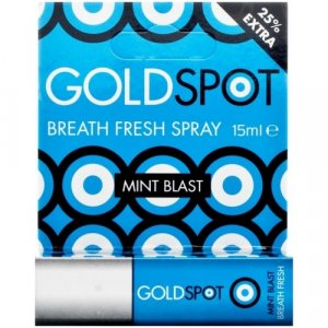 Gold Spot Aerosol Mint Blast 15ml