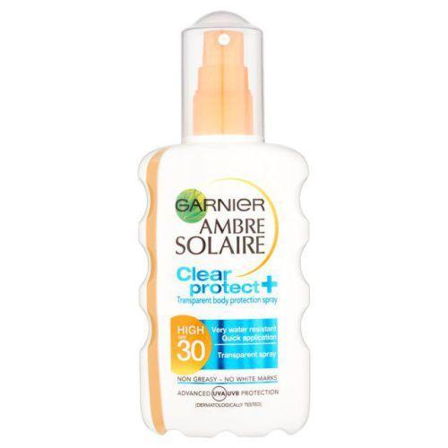 Garnier Ambre Solaire Clear Protect Sun Spray SPF30 200ml