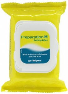Preparation H Soothing Wipes Pack of 30