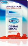 Endekay Dental Floss Sticks Pack of 100