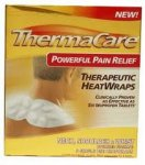 Thermacare Heat Wrap Neck, Shoulder & Wrist Pack of 3