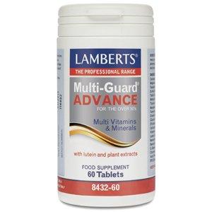 Lamberts Multi-Max Advance Tablets Pack of 60