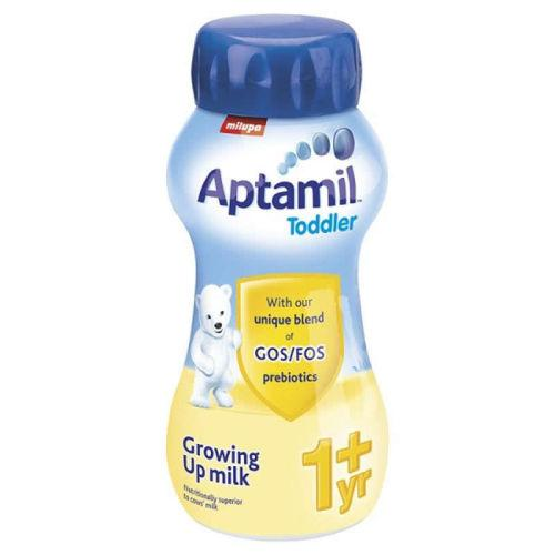 Aptamil Growing Up Milk 1+ Year Ready To Feed 200ml