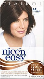 Clariol Nice n Easy Natural Darkest Brown 3.5 (formerly 121A)