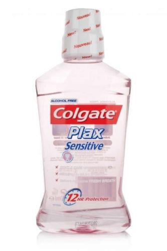 Colgate Plax Sensitive Mouthwash 500ml