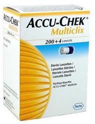 Multiclix Lancets 0.3mm/30g Pack of 204
