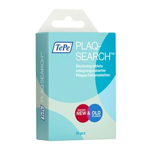 TePe Plaq Search Disclosing Tablets Pack of 20