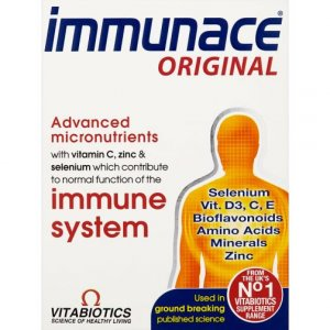 Immunace Original Tablets Pack of 30