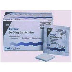 Cavilon No Sting Barrier Film Stoma Wipes 1ml Pack of 30