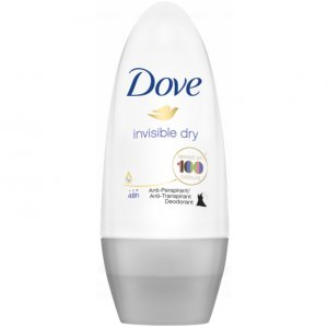 Dove Invisible Dry Roll On 50ml