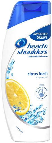 Head & Shoulders Citrus Fresh Shampoo 250ml
