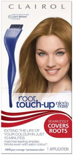 Clairol Root Touch Up Light Brown 6