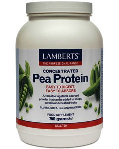 Lamberts Concentrated Pea Protein Powder 750g