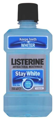 Listerine Stay White 250ml