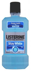 Listerine Stay White 500ml