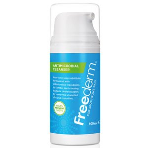 Freederm Antimicrobial Facial Cleanser 100ml