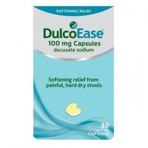 DulcoEase Capsules Pack of 30