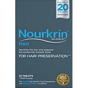 Nourkrin Tablets For Men Pack of 60
