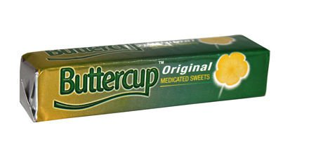 Buttercup Medicated Sweets Original 0.05% 9