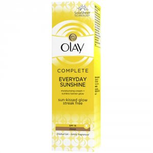 Olay Complete Everyday Sunshine Cream Deep SPF15 50ml
