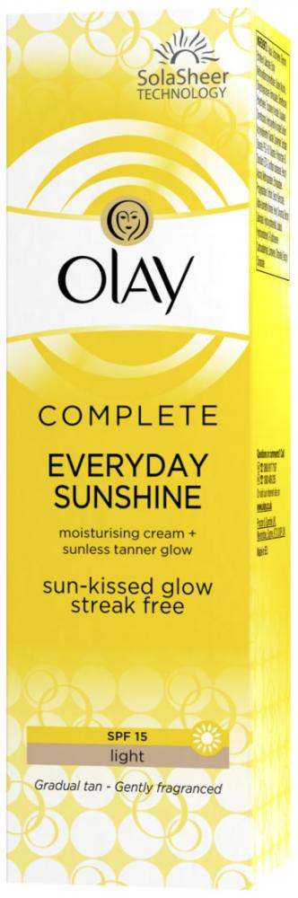 Olay Complete Everyday Sunshine Cream Light SPF15 50ml
