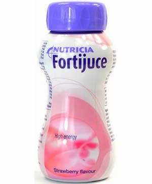 Fortijuce Strawberry 200ml