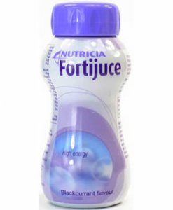 Fortijuce Blackcurrant 200ml