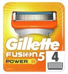 Gillette Fusion Power Razor Blades Pack of 4
