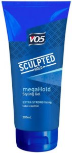 VO5 Styling Gel Mega Hold 200ml