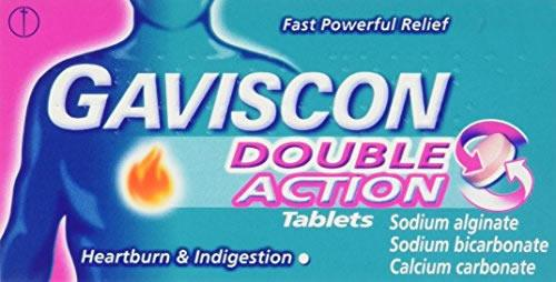 Gaviscon Double Action Tablets Pack of 16
